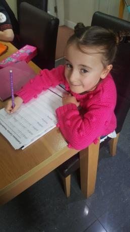 Y2R handwriting
