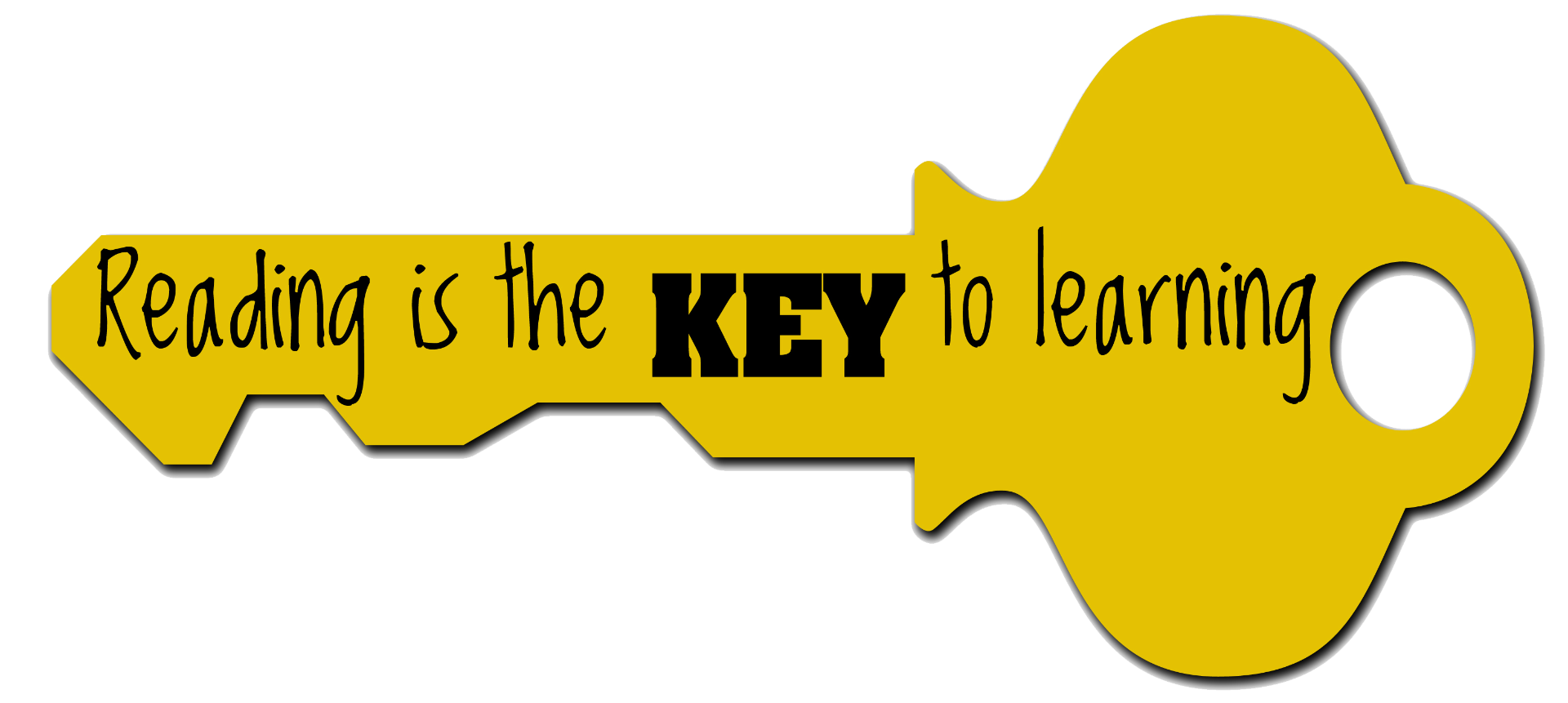 Reading-is-the-Key-Flyer-Banner